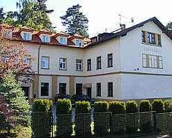 Unser Tipp für Ihre Reise nach Prag: Hotel Sanssouci